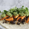 burritos med bønner