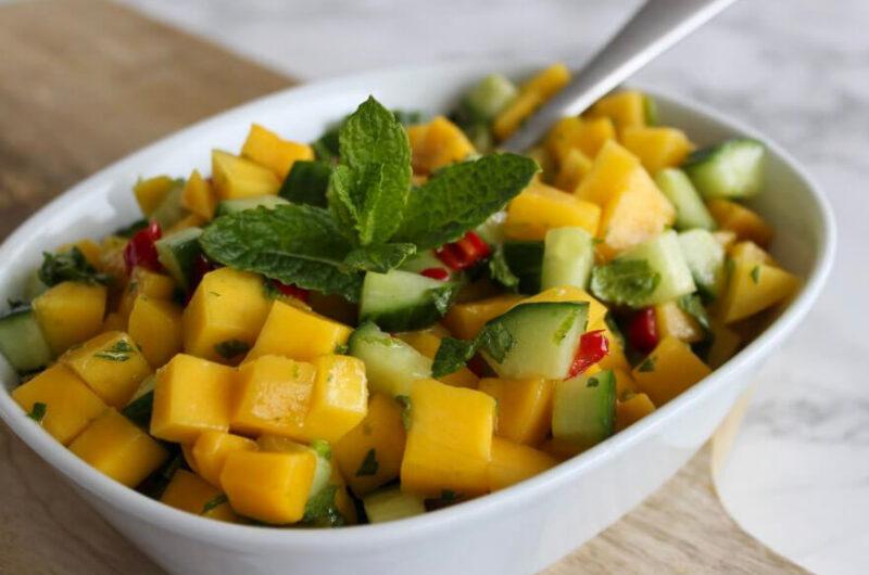 Mango-mojito-salat