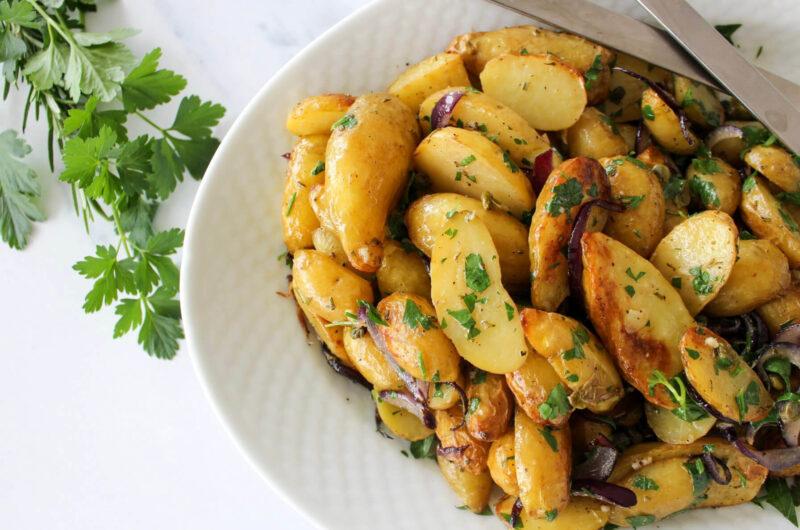 Ristede, nye kartofler