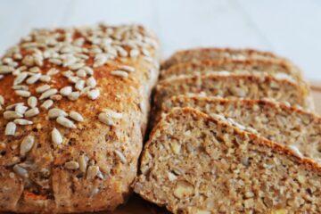 glutenfrit brød med boghvede